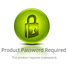 Password Protected Product Demo